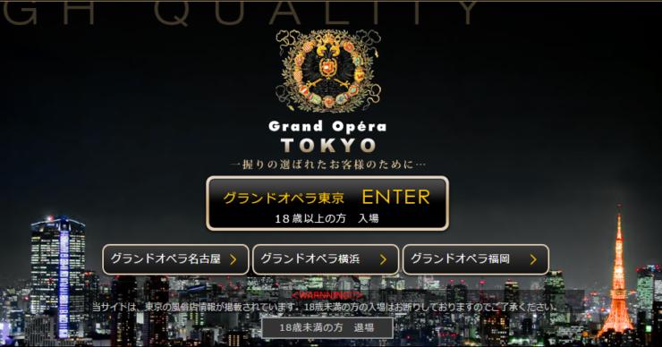 高級デリヘル グランドオペラ東京